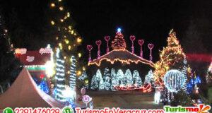 La navidad llegó a Volcanic Park